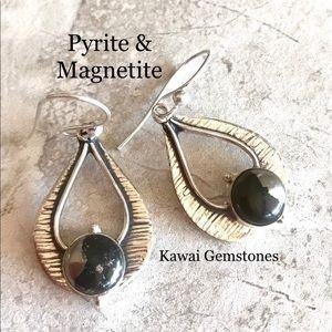 Jewelry - ✨925 Silver Earrings✨Natural Gemstone✨